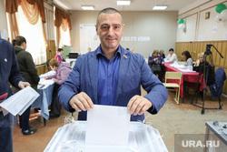 Выборы в Кургане. Курган