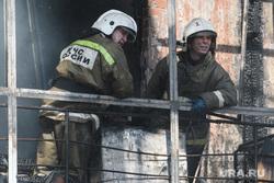 Пожар на ул. Вайнера 9