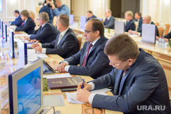 Встречи Кобылкина с депутатами, нефтяниками, федералаи + Совет глав