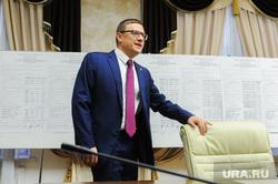 Алексей Текслер в облизбиркоме. Челябинск, текслер алексей