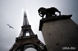 Виды Парижа. Франция , эйфелева башня, париж
