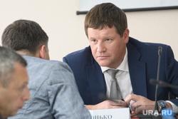 Заседание совета Общественной палаты СО. Екатеринбург, бидонько сергей, портрет