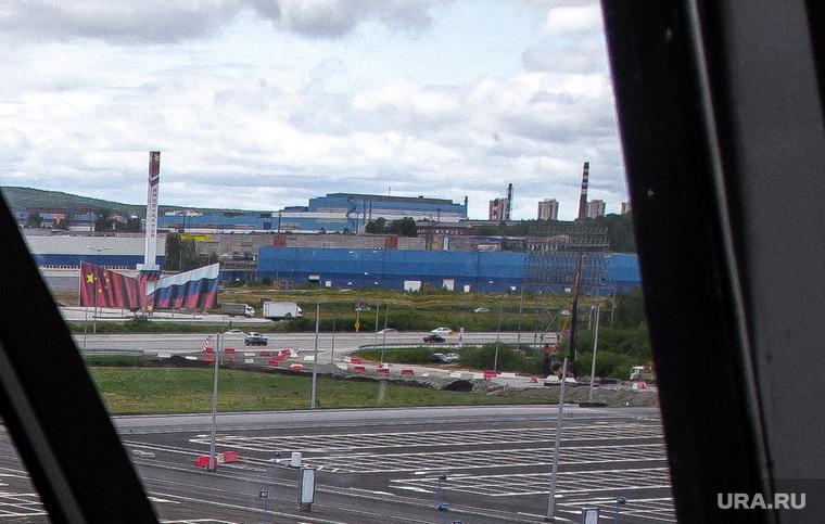 Конгресс-холл на территории МВЦ «Екатеринбург-ЭКСПО». Екатеринбург