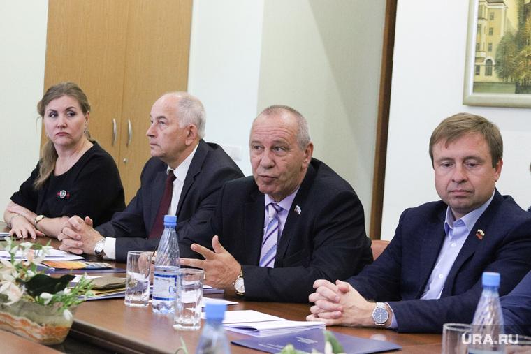 Заседание комитета по бюджету, финансовой и налоговой политике. Курган