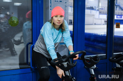 Ольга Фаткулина, серебряная медалистка Олимпийских игр Сочи-2014. Челябинск, фаткулина ольга, велотренажер