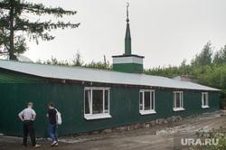 Мечеть Нур-Усман. Екатеринбург, мечеть нур усман