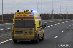 Трасса М5 Дорога Челябинск, скорая помощь, трасса м5, детская реанимация, дорога
