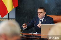 Заседание правительства Челябинской области. Челябинск, портрет, текслер алексей
