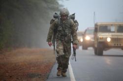Клипарт pickupimage.  flickrpd, военная техника, сша, дорога, солдат, армия сша, американская армия