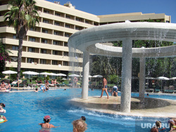 Турция, отель, бассейн