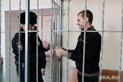 Продление срока ареста в СИЗО Ванюкову Роману и Бабаяну Аваку. Курган, ванюков роман, клетка, арест