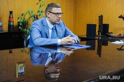 Рабочий визит Алексея Текслера в Верхний Уфалей Челябинская  область, отражение, текслер алексей