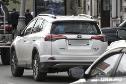 Автомобиль Тойота Рав-4 на улицах города. Екатеринбург, toyota, автомобиль, тойота, рав-4, rav-4