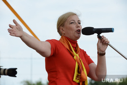 Митинг СР против повышения пенсионного возраста. Челябинск, мухометьярова ольга
