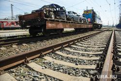 Клипарт по Железная дорога. Свердловская область, поезд, состав, железнодорожные пути