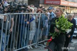 Прощание с Иосифом Кобзоном в Концертном зале им. Чайковского. Москва, траурная церемония, волочкова анастасия