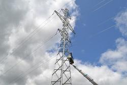 Клипарт. Энергопроект  «Восточный транзит». Курган. Екатеринбург , электроэнергия, электросеть