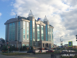 Салехард, здания, здание администрации салехарда