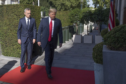 Клипарт. Официальный сайт  «НАТО». Екатеринбург, трамп дональд, столтенберг йенс
