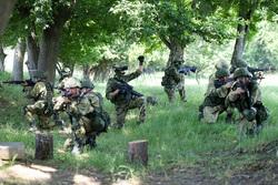 Клипарт, официальный сайт министерства обороны РФ. Екатеринбург, солдаты, лес, спецоперация, спецназ