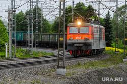 Клипарт по теме Железная дорога. Челябинская область, рельсы, железнодорожный состав, шпалы, грузовой поезд, ржд, железная дорога, поезд