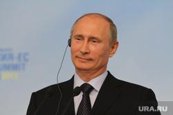 Саммит Россия-ЕС. Пресс-конференция. Екатеринбург, улыбка, портрет, путин владимир