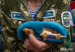 День воздушно-дестантных Войск. Сургут, вдв, голубые береты, вдвшники