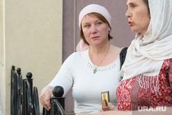 Молебен у редакции URA.RU. Екатеринбург, иванова оксана