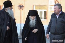 Визит духовника Свято-Введенской Оптиной пустыни схиархимандрита Илия в Курган, отец илий, ноздрин илий