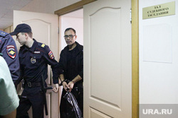 Изменение меры пресечения на время следствия бывшему главе Кетовского района Носкову Александру. Курган