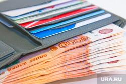 Клипарт. Пермь , купюры, кредитки, пачка денег, пять тысяч, карточки, деньги