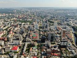 Виды с квадрокоптера. Екатеринбург, город екатеринбург, вид сверху, виды города