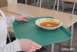 Столовая в промышленном техникуме. Курган, борщ, питание, столовая, школьная столовая, еда, питание в школе