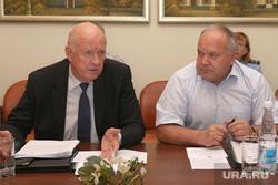 Заседание аграрного комитета облдумы Курган, князев сергей, сухнев виктор
