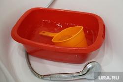 Клипарт по теме Отключение воды. Курган, душ, отключение воды, ванна, ковшик, водоснабжение