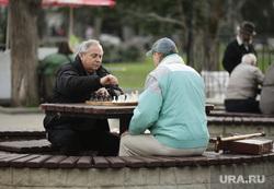 Севастополь и Симферополь.  2014 - 2016. Крым, отдых горожан, шахматисты