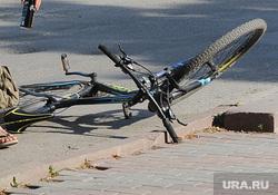 Дтп Челябинск, велосипед, дтп, авария