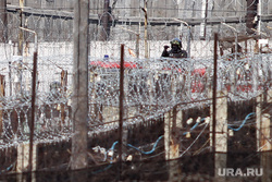 Бунт в исправительной колонии 46. Невьянск, колючая проволока, зона, колония, тюрьма