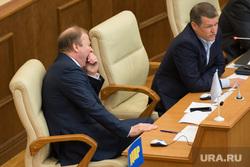 Заседание заксобрания Со. Екатеринбург, шептий виктор, исаков олег, зевает