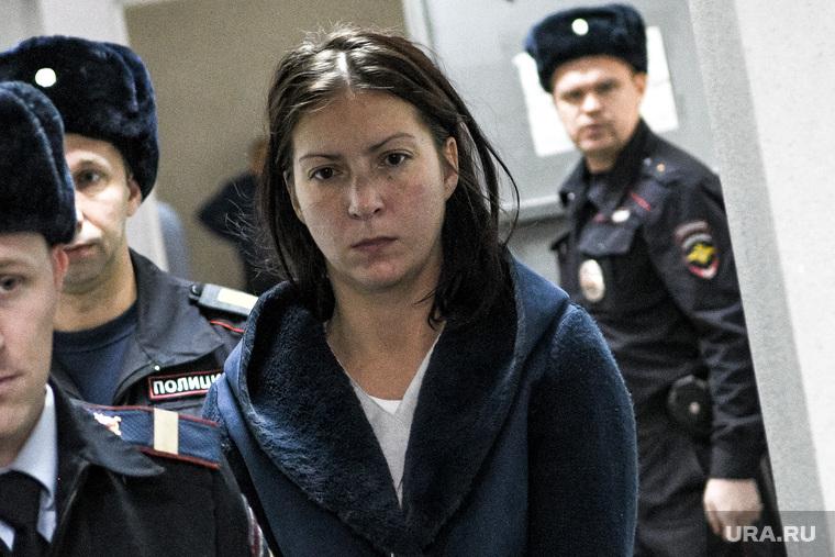 Суд по избранию меры пресечения обвиняемым в убийстве Ксении Каторгиной. Екатеринбург
