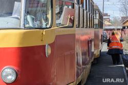 Мкр Сортировка. Железнодорожный район. Екатеринбурга, общественный транспорт, емуп тту, трамвай