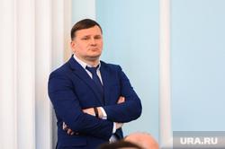 Представление врио губернатора Алексея Текслера полпредом Николаем Цукановым. Челябинск, федечкин дмитрий