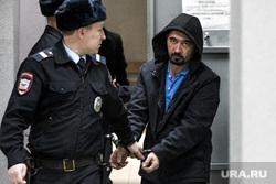 Суд по избранию меры пресечения обвиняемым в убийстве Ксении Каторгиной. Екатеринбург, ахметвалиев марат