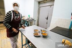 Туберкулезный диспансер в селе Чернавское. Курганская область, столовая, больница, тубдиспансер, туберкулезная больница, туберкулез, туберкулезный диспансер