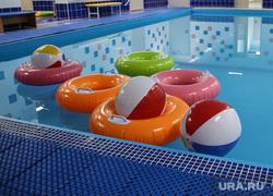 Открытие детского сада Снегирёк. Сургут , бассейн, лягушатник, надувной круг, детский бассейн