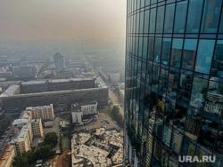 Виды с квадрокоптера. Екатеринбург, бц высоцкий, город екатеринбург, вид сверху, виды города