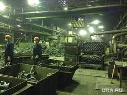 Зауральский кузнечно-литейный завод. Курган, кузнечный завод