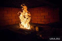 «Обская кузница» Виталия Горшкова. Сургут, огонь, печь, кузница