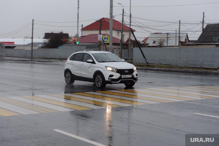 Текслер за рулем. Челябинск