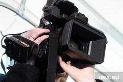Новые вагоны екатеринбургского метрополитена Екатеринбург, оператор, видеокамера, телевидение, видеооператор
